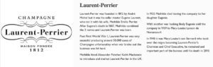 Laurent-Perrier | Company Info