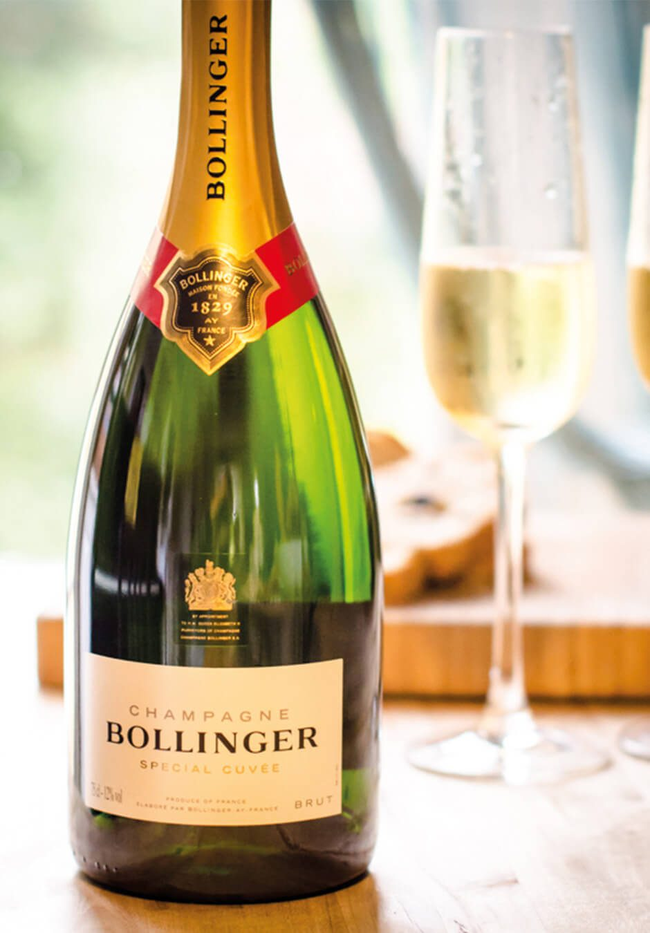 Bollinger Special Cuvee Brut Champagne 75cl | Keico Drinks