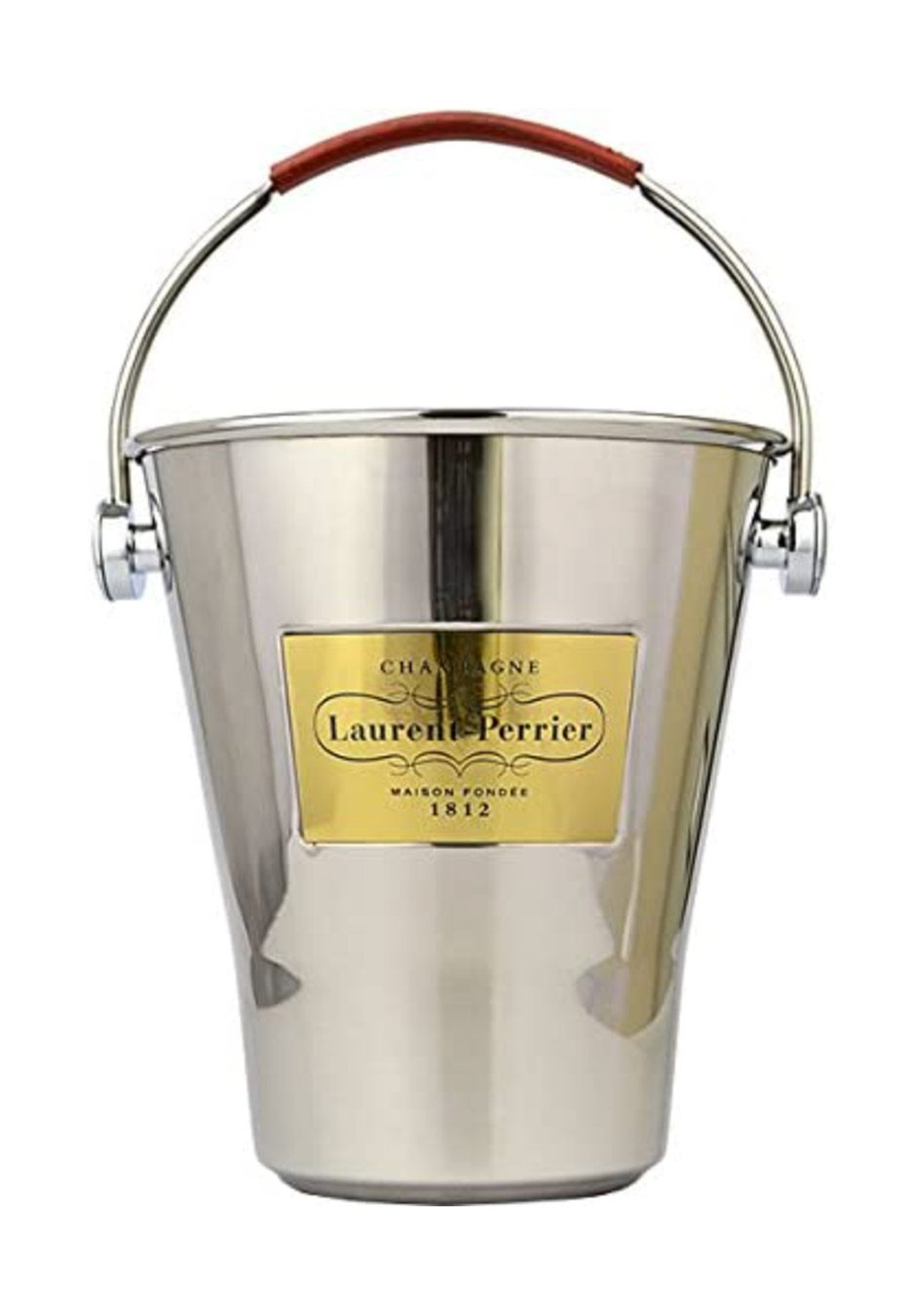 Laurent Perrier   Stainless Steel   Champagne   Ice Bucket