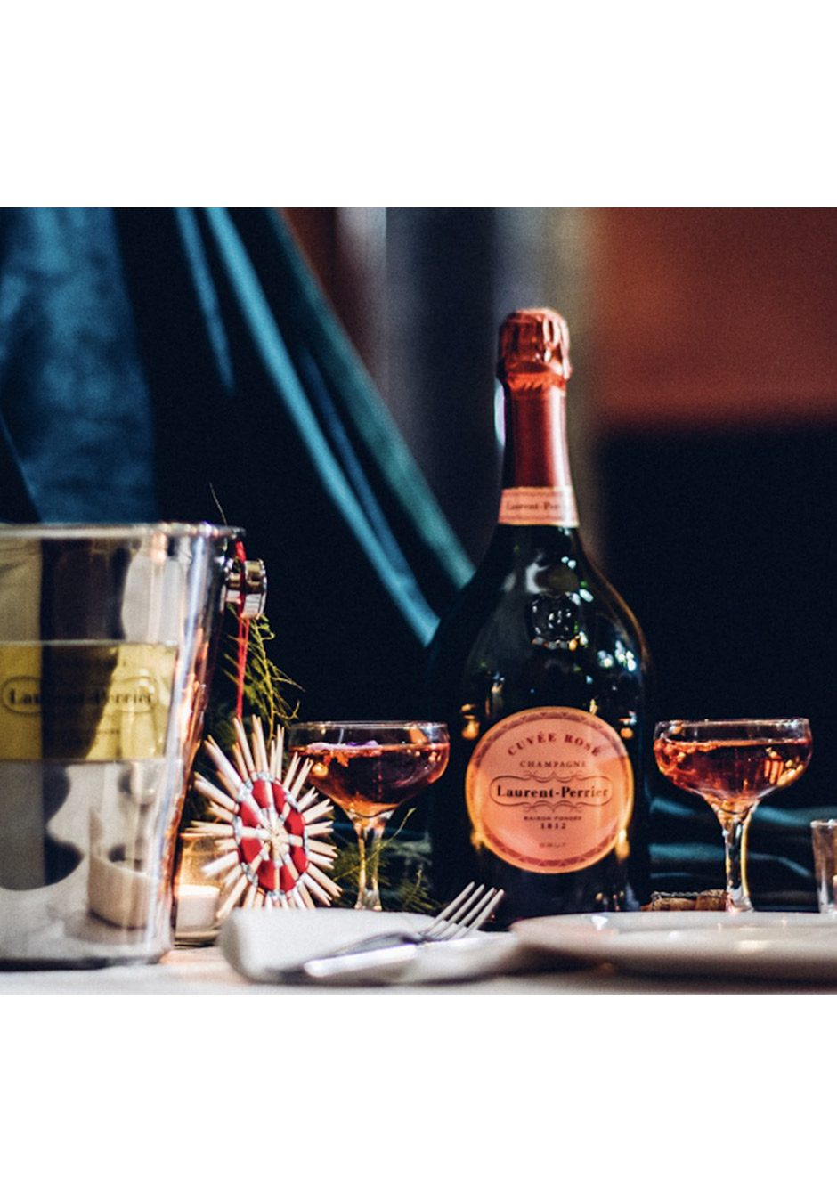 Laurent-Perrier | Rose Champagne | 75cl Promo