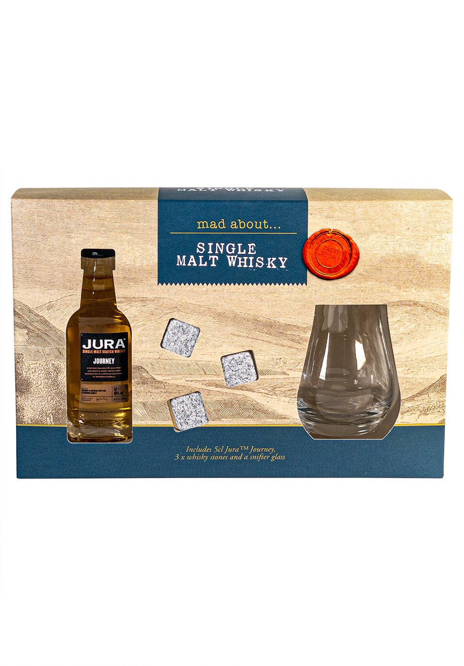 Mad About Single Malt Whisky | Gift Pack | KeiCo Drinks