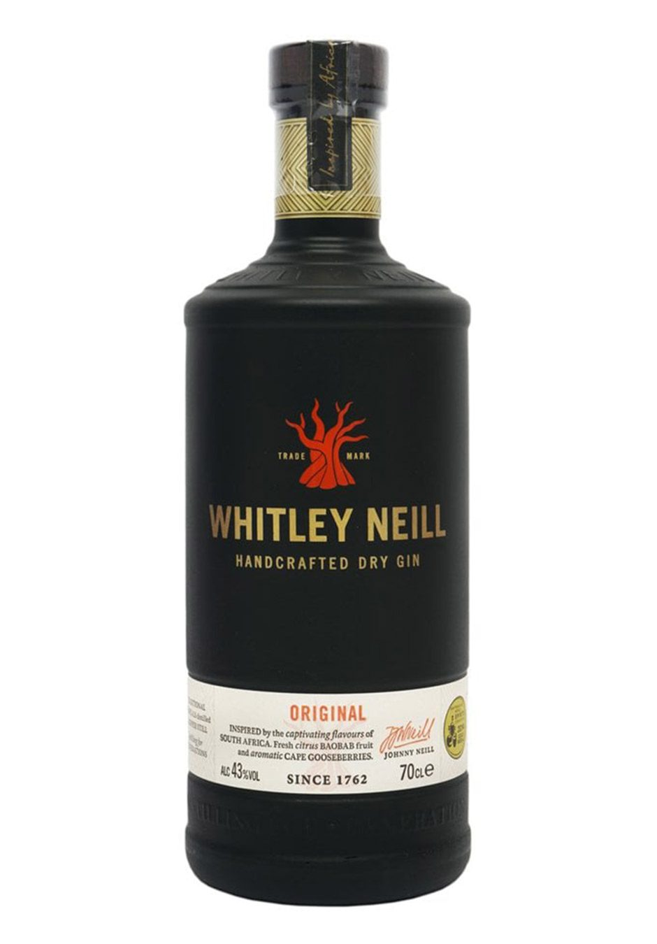 Whitley Neill   Original   Hand Crafted Gin