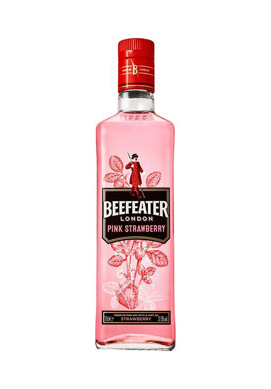 Beefeater Gin | Pink Strawberry 70cl | KeiCo Drinks