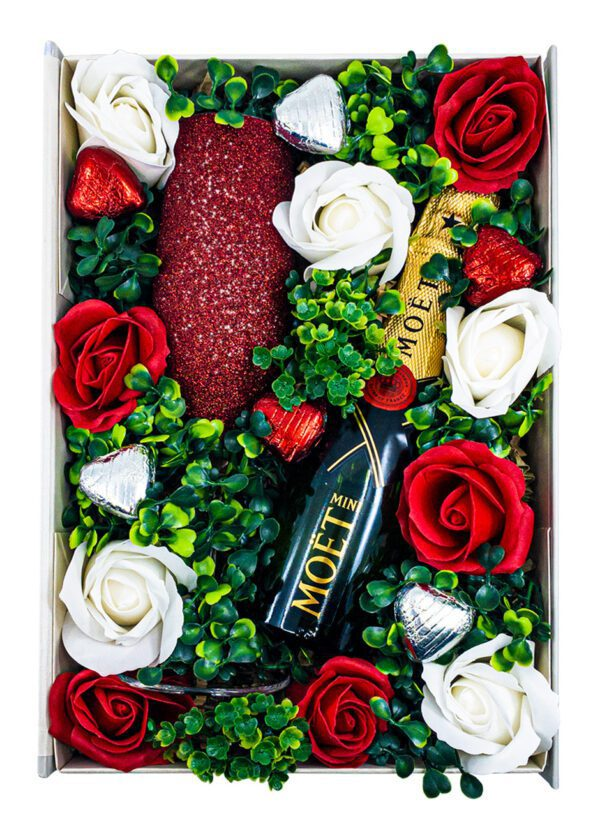 The Bloomin Love Floral Gift Set | Keico Drinks