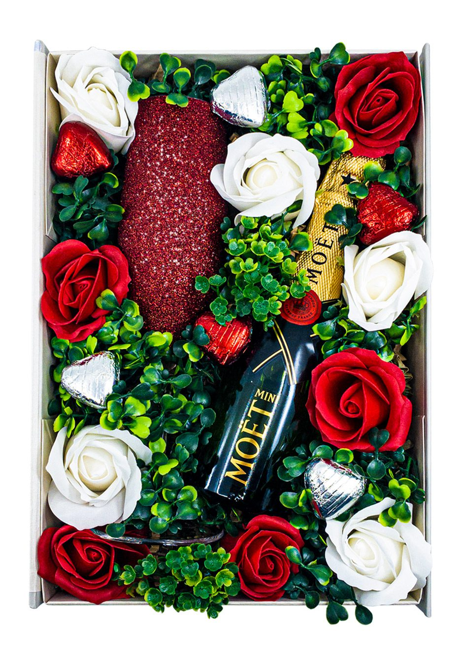 The Bloomin Love Floral Gift Set   Keico Drinks
